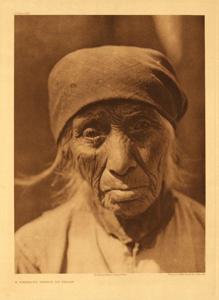 Единство Звуком: Фото североамериканских индейцев 19 века ...