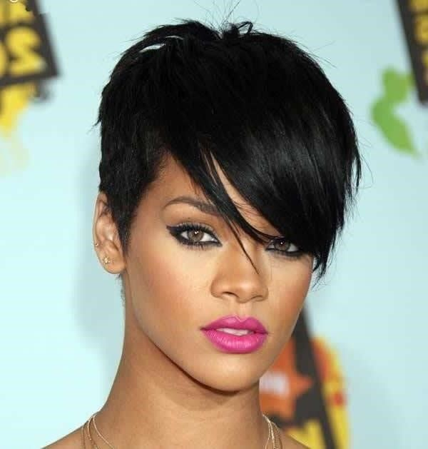 Rihanna Hairstyles | Celebrity HairStyles | ♥ Celebrity HairStyles ...