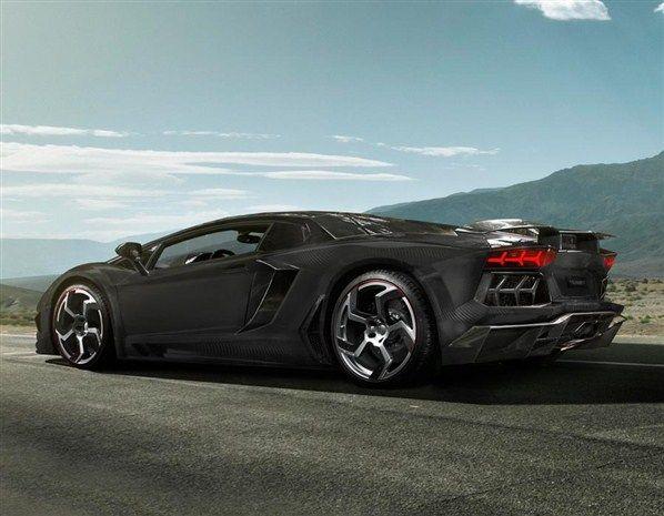Mansory Carbonado: an ultra-exclusive Lamborghini Aventador