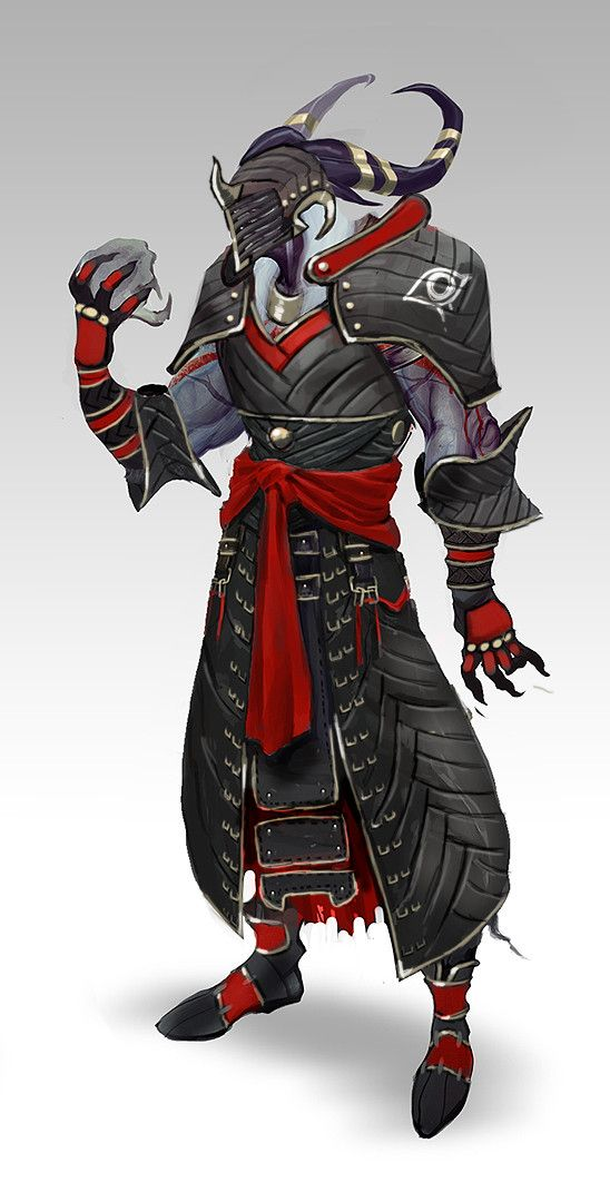 Imgur The Most Awesome Images On The Internet Dragon Age Qunari Dragon Age Games Dragon Age