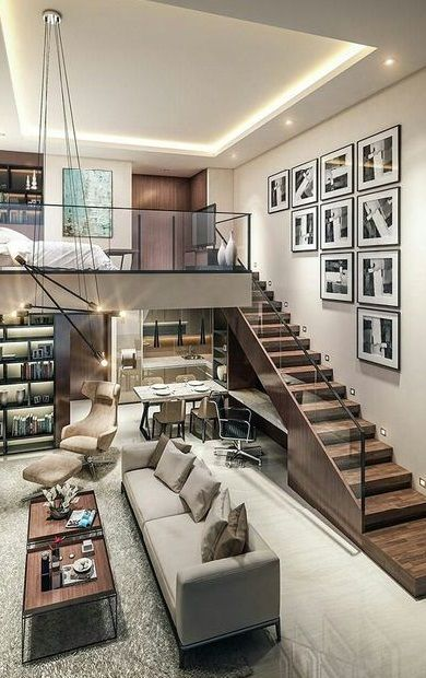 Most Popular Home Decor Trends 2019 Loft House Design Small House Interior Small House Design