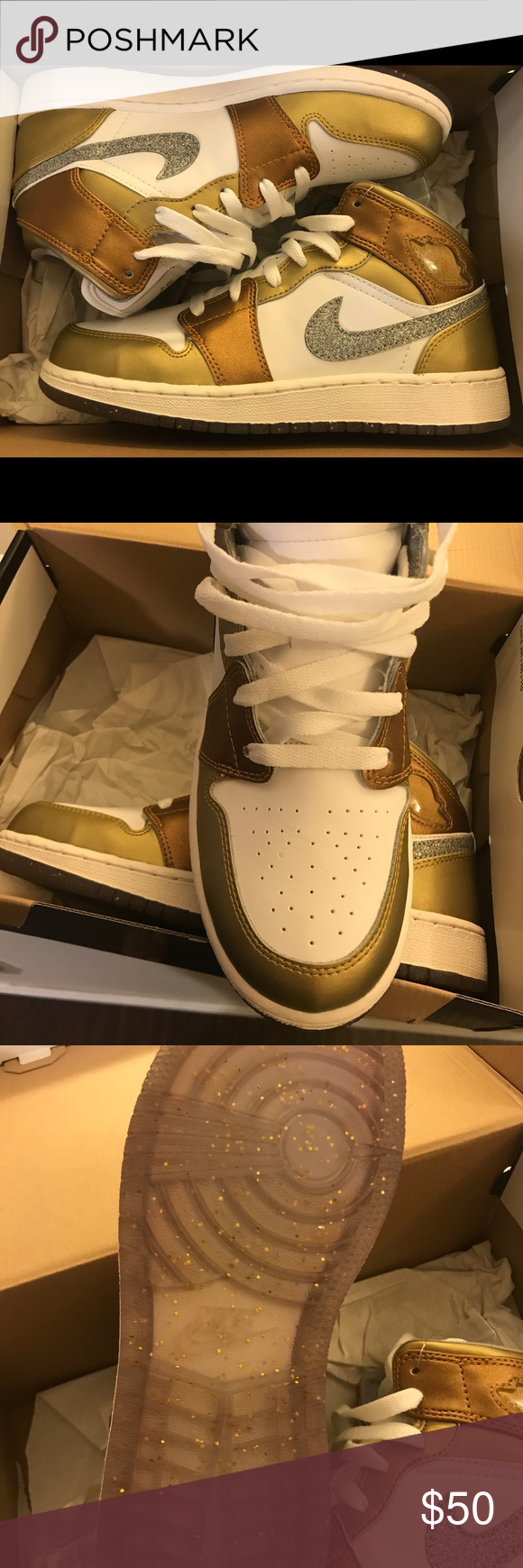 497ff8d9053 Girls Nike Air Jordan s Brand new in box