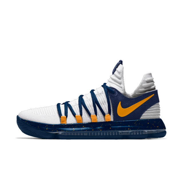 ... nike zoom kdx id mens basketball shoe
