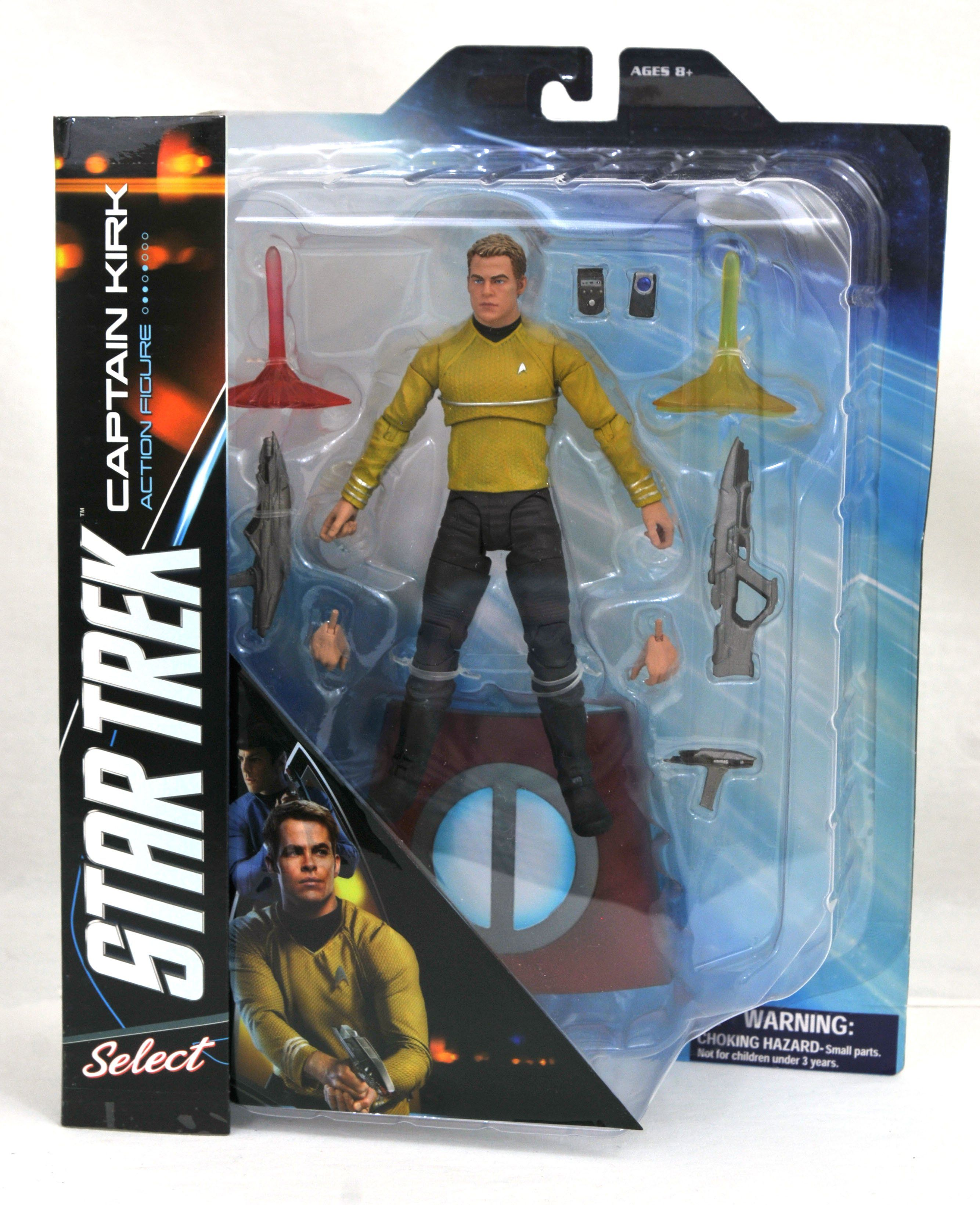 Diamond Select Toys Star Trek Movie Spock Action Figure