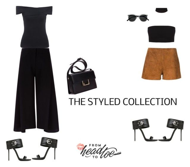 """""""Which one"""" by aayushis on Polyvore featuring Giuseppe Zanotti, Victoria, Victoria Beckham, rag & bone and Retrò"""