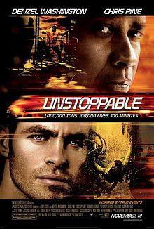Unstoppable Denzel Washington Cinema Filme Filmes De Acao