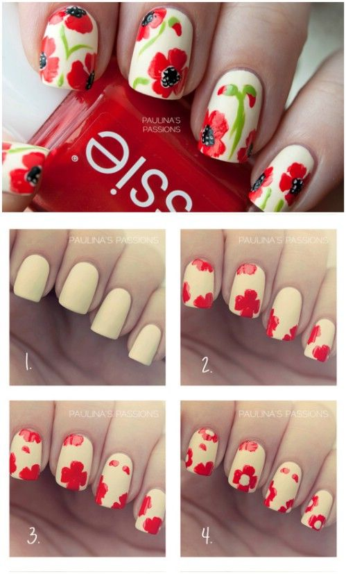 Top 101 Most Creative Spring Nail Art Tutorials And Designs Nail