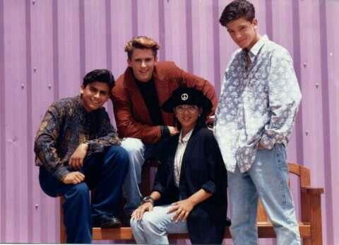 Mmc I Adore This Show Circa 1991 Jc Looks All Mysterious