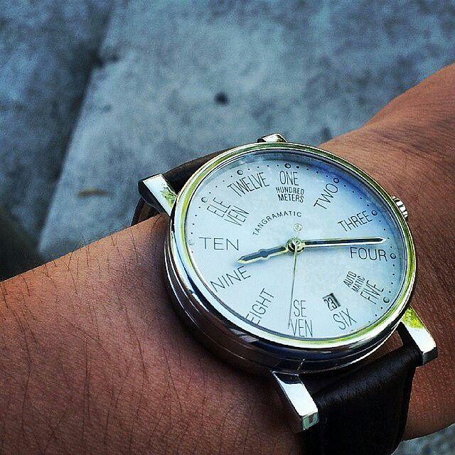 The 39mm Bauhaus White
