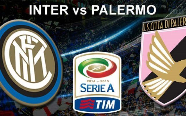 Diretta Streaming Inter - Palermo 8 Febbraio 2015 #direttastreaming #inter-palermo #calcio