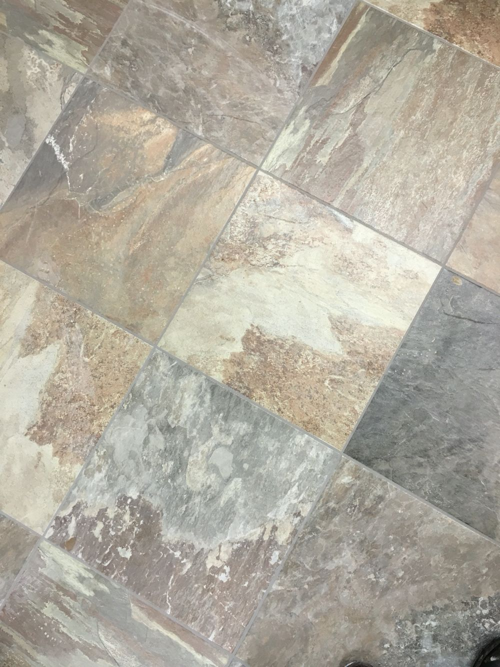 Rajah Slate Effect Ceramic Floor Tiles Now At Amazing Low Prices Www Tiledealer Co Uk