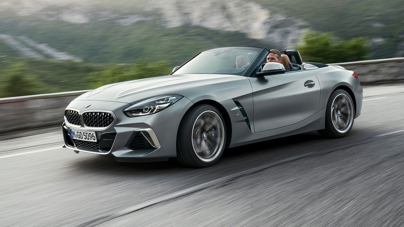 Behind The Wheel 2020 Toyota Supra Vs 2020 Bmw Z4 Motor Trend Canada Bmw Z4 Bmw Z4 Roadster Bmw Car Models