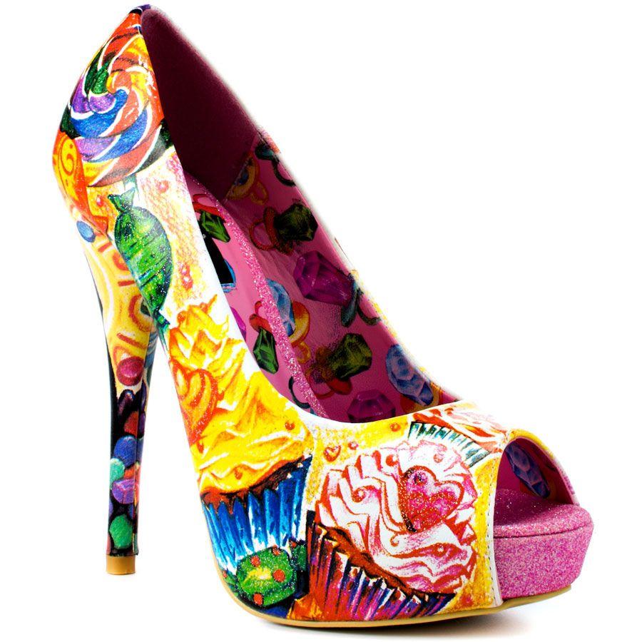 340d638436bff4 Iron Fist s Multi-Color Sweets My Sweet PT Plat - Multi ... I want these  soooooo bad!!!