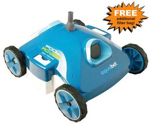 Clean Your In Ground And Above Pool Of Any Shape With The Rover S2 40i Robotic Floor Cleaner That Works Pools Measuring Up To 30 Long