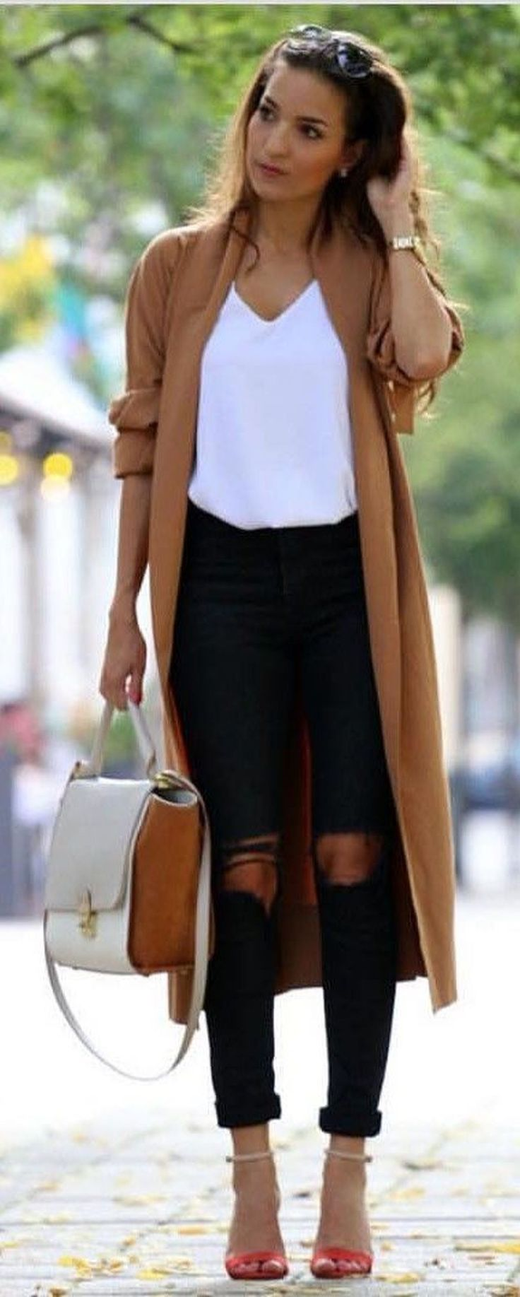 Cool 51 Fabulous Spring And Summer Outfits Ideas For 2018 ...