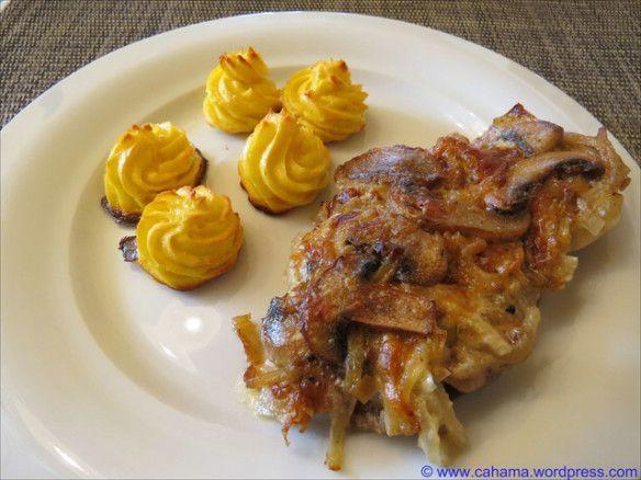 Zwiebelfleisch – reloaded (Version für Feiern) #grilledporksteaks