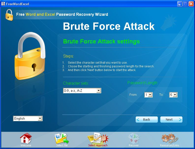How Brute Force Attacks Can be Launched to Crack Passwords