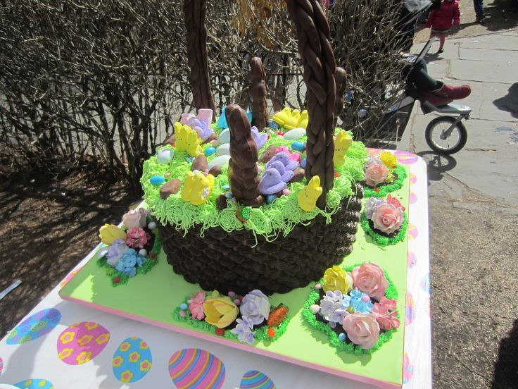 Cake boss easter basket cake cupcake wars cake boss pinterest cake boss easter basket cake negle Gallery