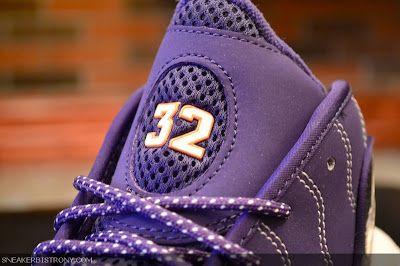 "Nike Zoom Flight 95 ""Jason Kidd Carrer Pack"" Suns"