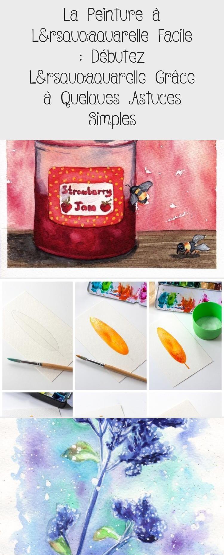 Paysage Avec Images Comment Peindre Art De La Couleur Idees