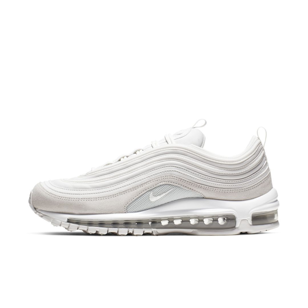 "Nike Air Max 97 ""Snakeskin Summit White"" 921826 100 Men's Size 7.5 Running Shoes"