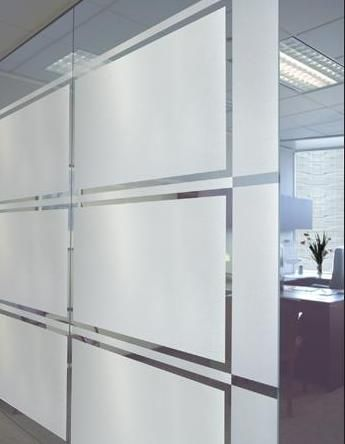 Decorative Non Adhesive Window Film Can Provide Privacy For Your