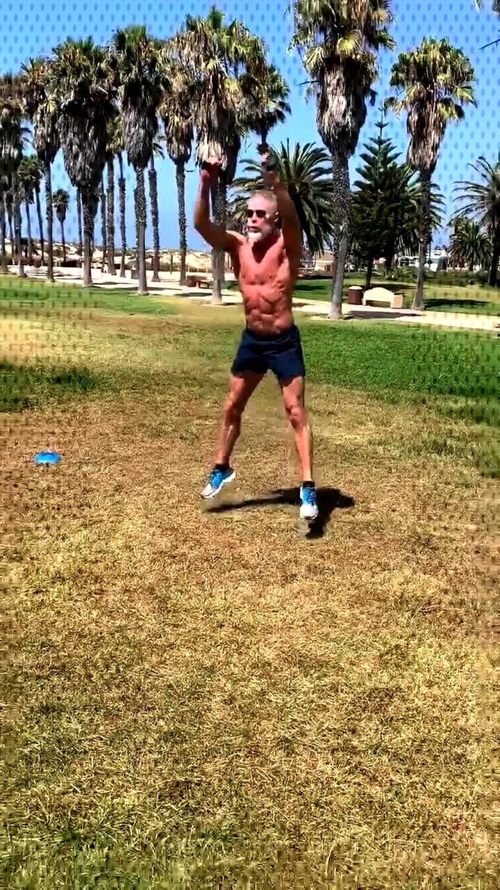 Plyometrics! 12 Jumping Exercises to Help Give You Great-Looking Legs Plyometric jump squats are hi