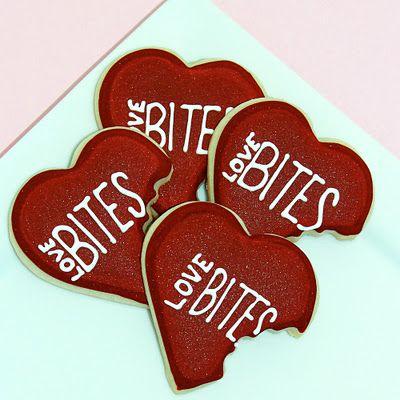 Love Bites cookies