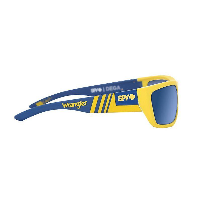 ac0e32f9ef0 Wrangler Men s Dale Earnhardt Jr. SPY + Signature 88 Dega Sunglasses (Size   One Size)