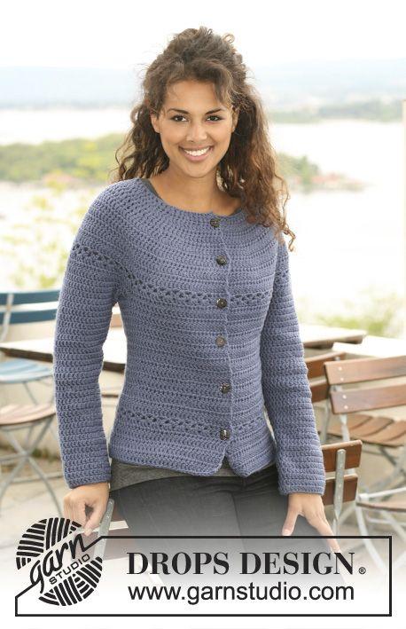 Free Pattern | crochet | Pinterest | Chaqueta de ganchillo, Nepal y ...