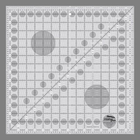 Creative Grids Quilting Ruler 15-1/2