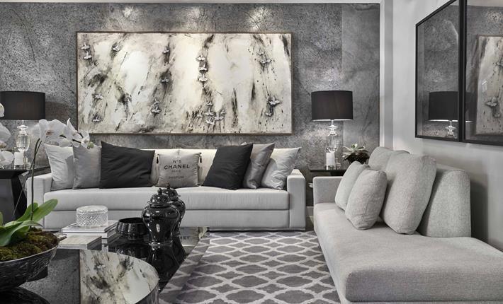 O sofá Slim nasce com a vocação de ser uma peça elegante. Mas desde a sua…