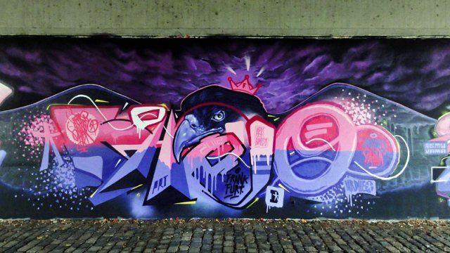 Pin by Kim Nowak on Graffittreet Art | Murals street art
