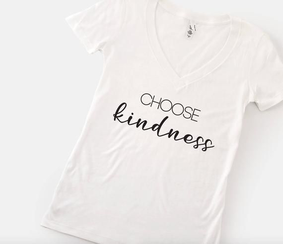 Be Kind 3dRose Taiche T-Shirts Text Design Be Kind to Everyone Positive Quote