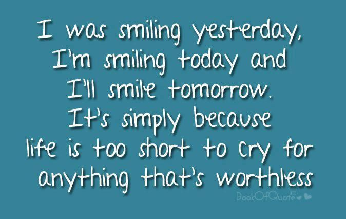 caption quotes about smile tagalog