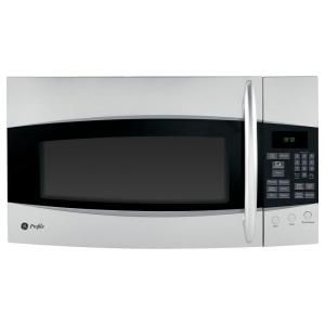 Ge Profile Spacemaker 1 9 Cu Ft Over The Range Microwave