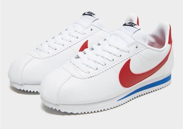 técnico Sucio fuego  Nike Cortez para mujer | Zapatillas nike cortez mujer, Zapatillas nike  blancas, Zapatillas nike cortez