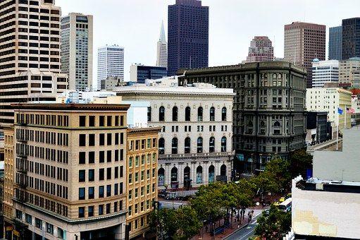 San Francisco, Skyline, Francisco