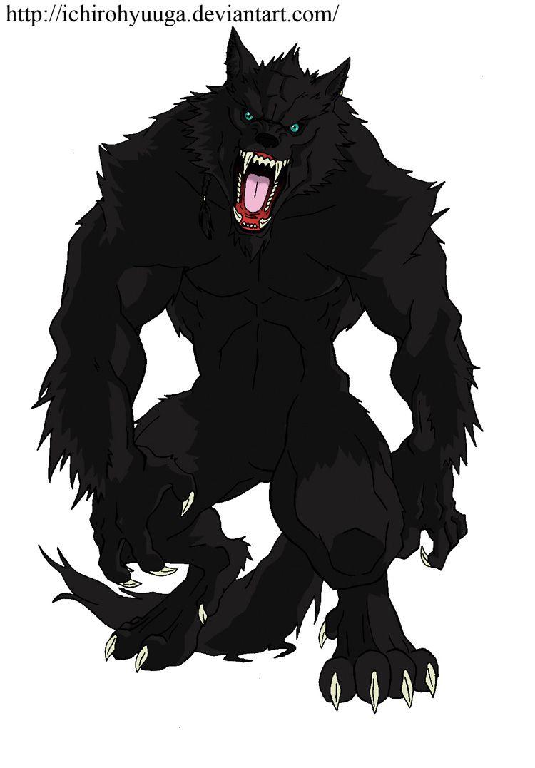 Black Wolfman By Ichirohyuuga Deviantart Com On Deviantart