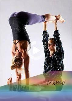 pin on acro yoga