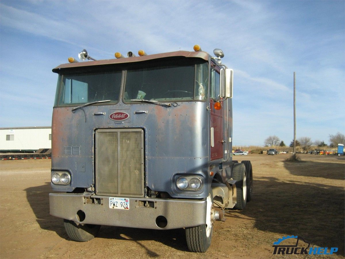 1979 Peterbilt 352 Truck for sale | BUS | Peterbilt, Peterbilt