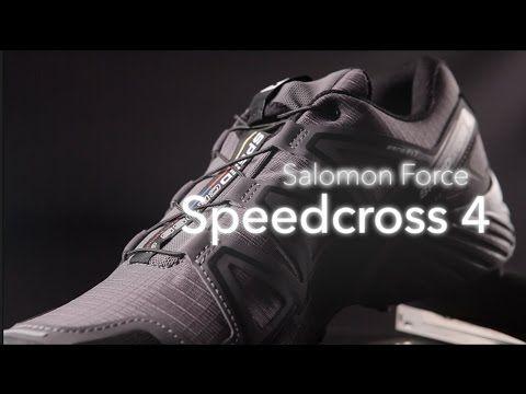 39faeeb9ccd2 Salomon Speedcross 4 Dark Cloud   Black   Pearl Grey – Tactical Distributors