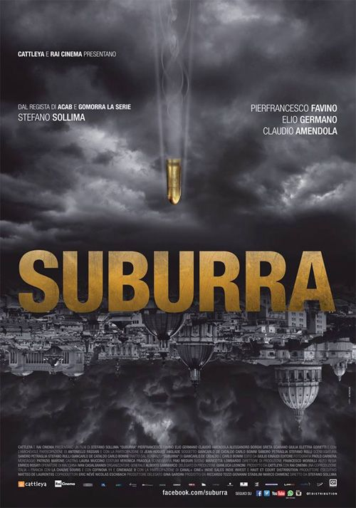 Nè finzione né realtà, che cos'è #Suburra (2015, di #StefanoSollima)? Viaggio nell'oscuro e arcinoto putridume della connivenza politico-mafiosa italiana