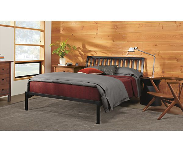 Webster Bed In Natural Steel Beds Bedroom Room Board Very Reasonably Priced Might Be Good For Theme
