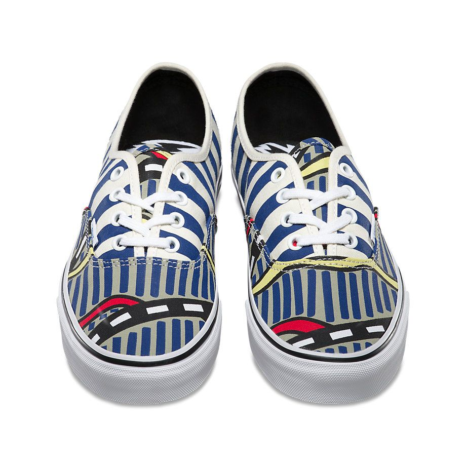 Creative Collabs | Living Art: Vans x Eley Kishimoto Collection: Eley  Kishimoto Authentic in