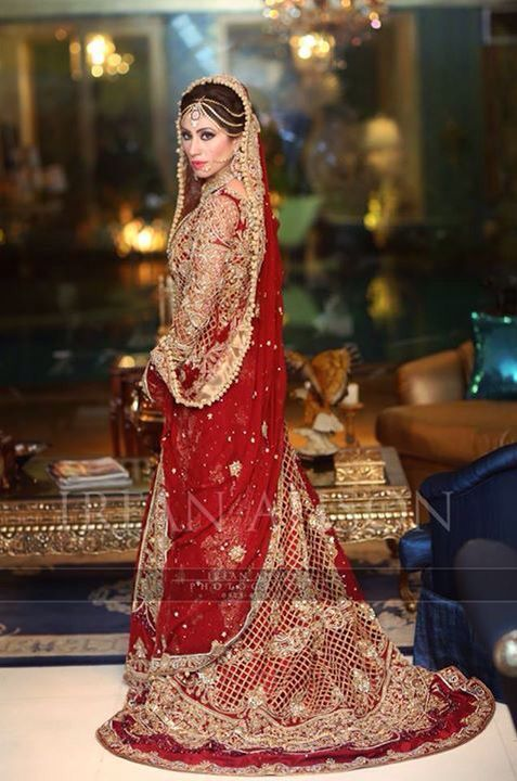 Latest Asian Bridal Gowns Designs 2016 2017 Collection Stylesgap