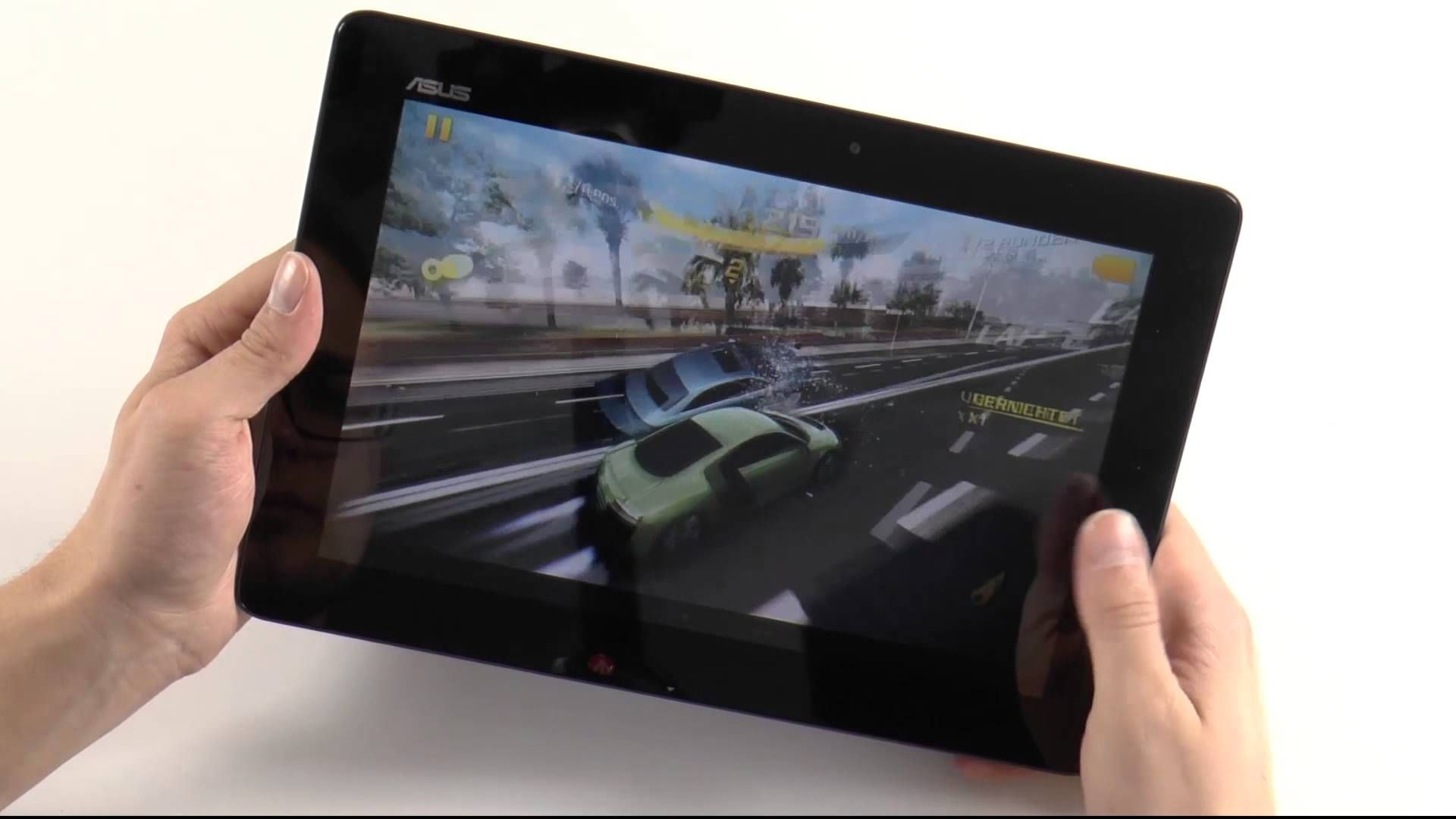 Asus Transformer Pad TF701T Gaming Test | tabtech.de (+playlist)