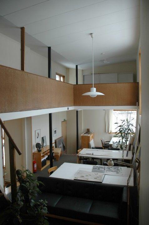 Alvar Aalto House 인테리어 집 집 꾸미기