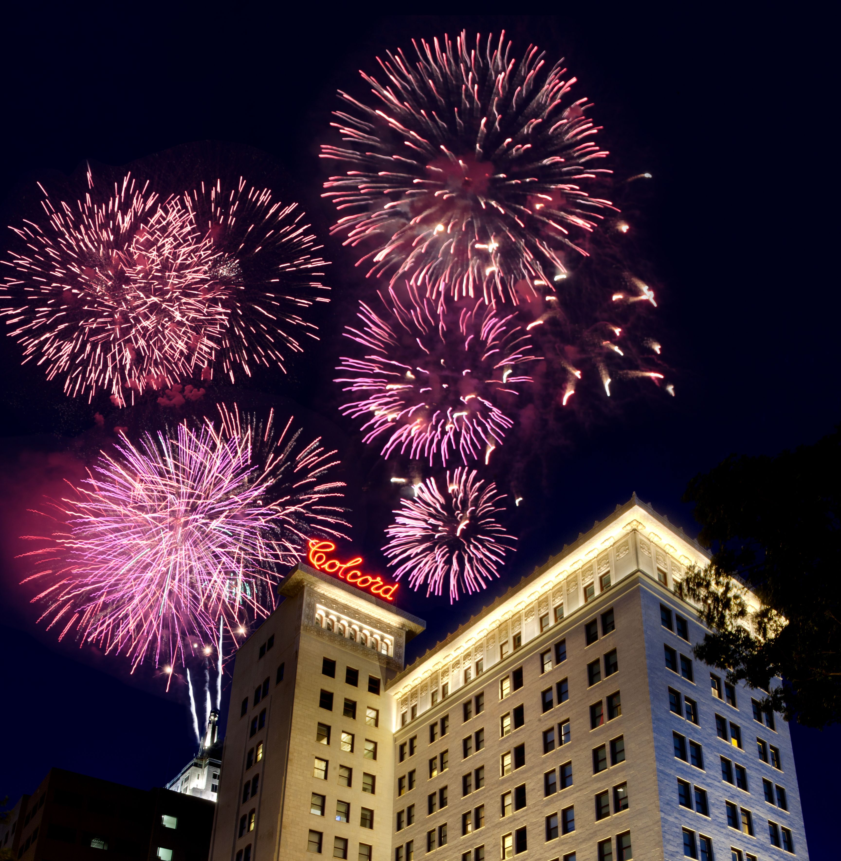 New Year S Eve Colcord Hotel Downtown Okc Downtown Oklahoma City Downtown Okc Luxury Boutique Hotel