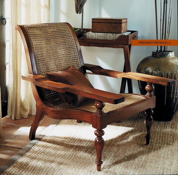 Love these chairs.... Ralph Lauren Home Cape Lodge